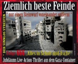 Boykottkrieg zwischen Israel und Island wegen Palästina ziemlich_beste_feinde gaza israel palaestina krieg besatzung zersetzung drama