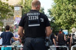 Polizeimode