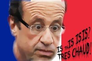 Hollande verfügt Denkverbot für Frankreich Hollande Francois is this isis tres chaud hochstapler maulheld maulaffe sozialist und schaumschlaeger