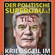 Politischer SuperGAUck, Bundespräsident erhielt falsche Stellenbeschreibung