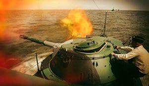 Russland, China und Kuba planen gigantisches Seemanöver im Golf von Mexiko russische Marine beim Warmschiessen einheizen seemanoever seeschlacht kriegsspiele zur See golf von mexiko