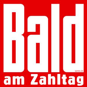 BILD am Ende, Millionen versemmelt, Kai Diekmann auf der Flucht Bald am Zahltag BLOED Bild_de_Logo Massenmedien Zeitung Luegnblatt qpress