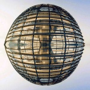 Reichstagskuppel Reichstagskugel Reichskristallkugel Berlin Bundestag Reichstag Edel-Kabarett an der Spree qpress Zankapfel Palast Neo Ballast der Republik