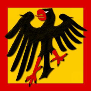 Standarte_des_Bundespraesidenten_Joachim_Gauck Gaukler_Deutscher Geier Kraftmeier qpress