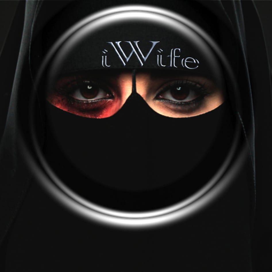 iwife burka shador verschleierung schleier bekleidung isis nutzvieh gebrauchsgegenstand arabisch frau sklavin islam gewalt krieg unterdrueckung qpress