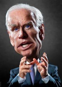 USA liefern Waffen Joe_Biden_-_Caricature_US_VIZE_President_USA_Kakerlake_Imperialisten_Weltpolizist
