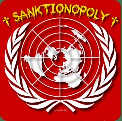 Die Bestrafung der Welt mit Sanktionen