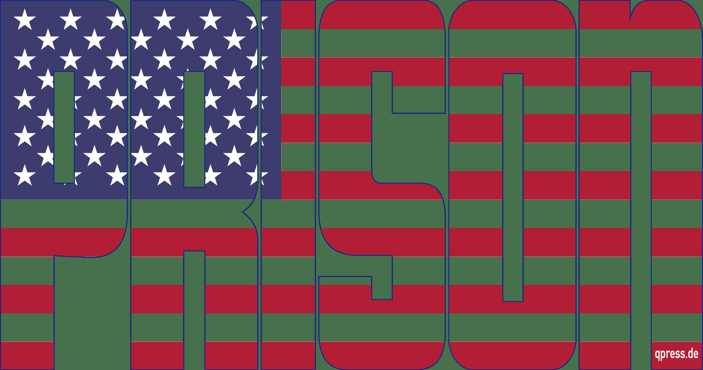 USA Prison Flag Gefaengnisstaat inmates