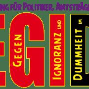PEGIDA, kein Hort für Gutmenschen und die Masse Mensch ist blöd