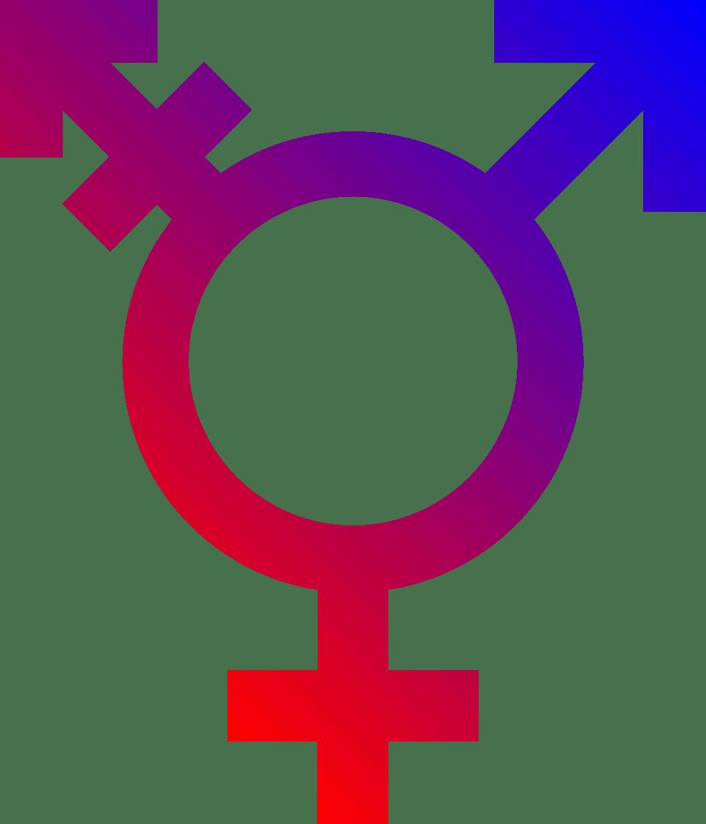 transgender mann frau weib flintenweib zielgenau umbau der gesellschaft symbol geschlechtsmerkamal gleichmacherei qpress