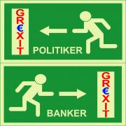 Das Geheimnis von Merkel und Gabriel zum GrExit
