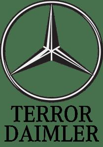 Daimler kämpft gegen Terror-Mitarbeiter Mercedes Benz Daimler Terror Logo Mitarbeiter Ueberwachung Kontrolle US Vorgabe Vasallentum