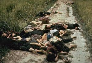 US-Terrormilizen melden Hinrichtung tausender Verdächtiger My_Lai_massacre
