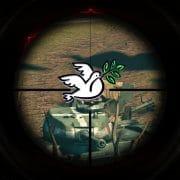 Todes-Rekord auf 2.475 Meter, Live-Scharfschützen-Wettbewerb im Kriegsgebiet