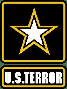 US Army Terror Logo signet Milizen