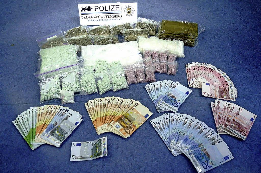 drogen dealer schutzprogramm der EU EZB Banken Casino Geldsucht
