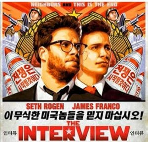 US-Sanktionen, keine Dollar und Hyper-Space Reisen für Nordkorea the interview filmplakat nordkorea sanktionen usa obama diktatur