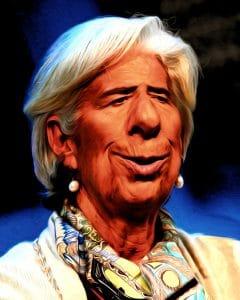 Christine Lagarde IWF Kapitalismus Weltbank Imperialismus Ausbeutung luegenbank Untreue Kriegsfinanzierung Ukraine Griechenland