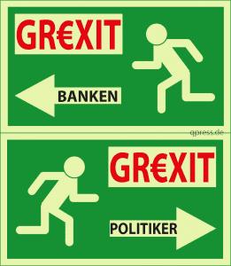 Grexit Griechenland Euro Europa Austritt Banker Politiker Ausweg Betrug Diktatur Ausweg Ausstieg Flucht 2