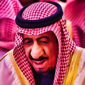 Koenig Salman ibn Abd al-Aziz Saudi-Arabien Diktatur Feudalismus Herrscher Thronfolger Friedensnobelpreis Anwaerter