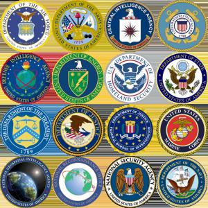 16_Geheimdienste_Spionageabwehr_US_Intelligence_Community_members_Terrorismusbekaempfung_Geheimdienstorganisation_Nachrichtendienst_Executive_Order Spitzel Lauscher Horch und Guck