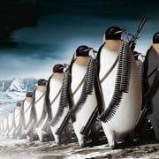 Obama erklärt Pinguine und Amerikaner zur Bedrohung für die nationale Sicherheit