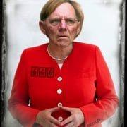 Der große Plan - Schachmatt Deutschland und Europa Angela_Merkel_Wolfgang_Schaeuble_Schaeuberkel_Merkschaeubl_Kopftransplantation_erfolgreicher_Versuch_Angola_Murksel_qpress