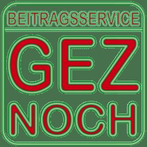 Beitragsservice ehemals GEZ NOCH Logo der Facebook-Fan-Gruppe klein