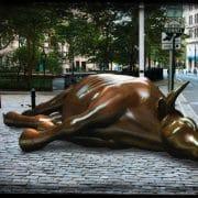 Putin täuscht USA: reitet Wallstreet Börsen-Bullen kaputt statt russischen Bären