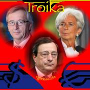 Heart and Soul of Gold Herz und Seele des Geldes currencies Draghi Lagarde Juncker Euro Dollar Money qpress fakeworld EZB Zentralbank Geldschwindel Betrueger Troika