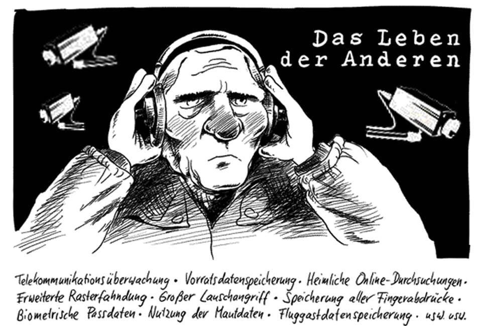 daslebenderanderen Horch und Guck Geheimdienste aller Nationen bespitzeln die Buerger weltweit