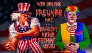 Deutschland festigt seinen US-Vasallen-Status