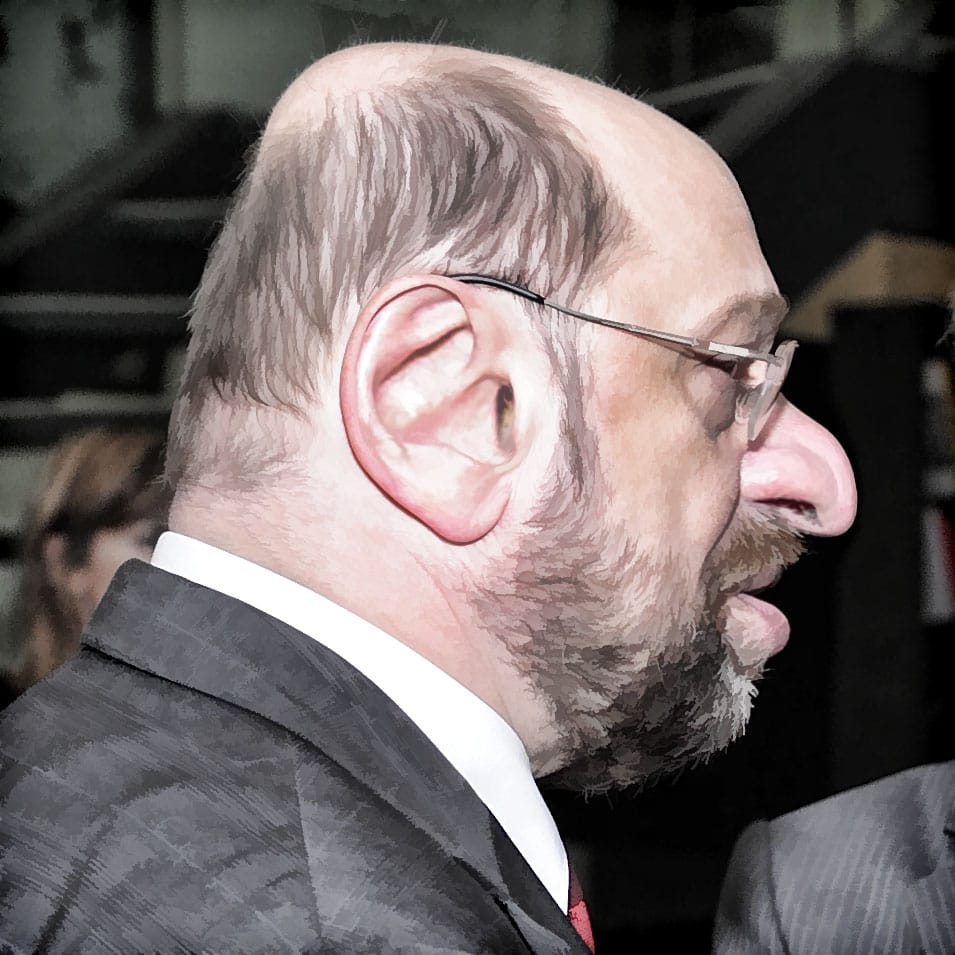 Martin Schulz Alkoholiker