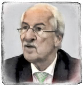 Hochverrat: Generalbundesanwalt Range ermittelt nicht gegen Regierung und Parlament Harald range schlechte Figur eneralbundesanwalt karikatur seiner selbst System knecht