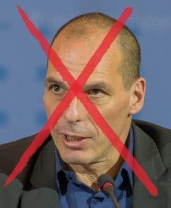 Varoufakis tritt zurück, SPIEGEL-BILD tritt nach Yanis-Varoufakis- ex finanzminister griechenland eurokrise iwf troika ezb ruecktritt suendenbock opfer linke
