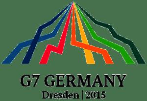 Skandal: Bundestagsbeschluss zu Griechenland unter falschen Voraussetzungen g7_gipfel_der_finanzminister_2015_in_dresden_logo_wolfgang_schaeuble_finanzministerium_regierung_deutschland