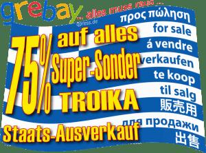 Reichstag beschließt Annexion Griechenlands grebay … alles muss raus Troika und Eu STaatenausberkauf-qpress