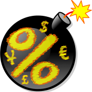 Negativzins zur Geldvernichtung korrekt anwenden zinsbombe zinseszins explosive staatsschulden euro dollar yen pfund crash zusammenbruch verzinsung derivate finanzmarkt katsstrophe banken herrschaft qpress
