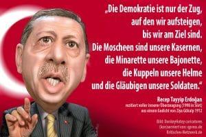 Erdogan marschiert zielstrebig gen Machtergreifung