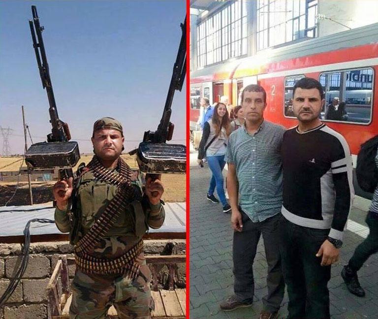 die IS kaempfer aus Syrien brauchen dringend Erholung und Asyl