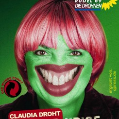Ausgerechnet Claudia!