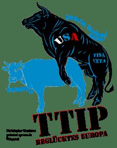 Merkel und Obama treten gemeinsam ab Europa USA TTIP CETA TISA Newland fuck EU Freihandelsabkommen Knechtschaft Kommerz Vergewaltigung