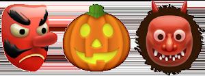 Halloween hallo wien masken
