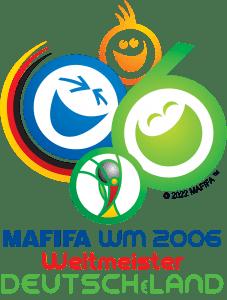 Deutschland wird Fußball-Weltmeister 2006 Logo_FIFA_World_Cup_2006_Germany deutschland ufssballweltmeister 2006 titel ausrichtung alles gekauft betrug schiebung