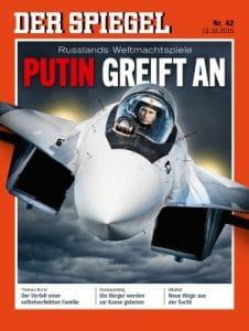 das Ergebnis Putin greift an Springer stiefl Presse Leyenhafter Titelkampf bedroht den Weltfrieden