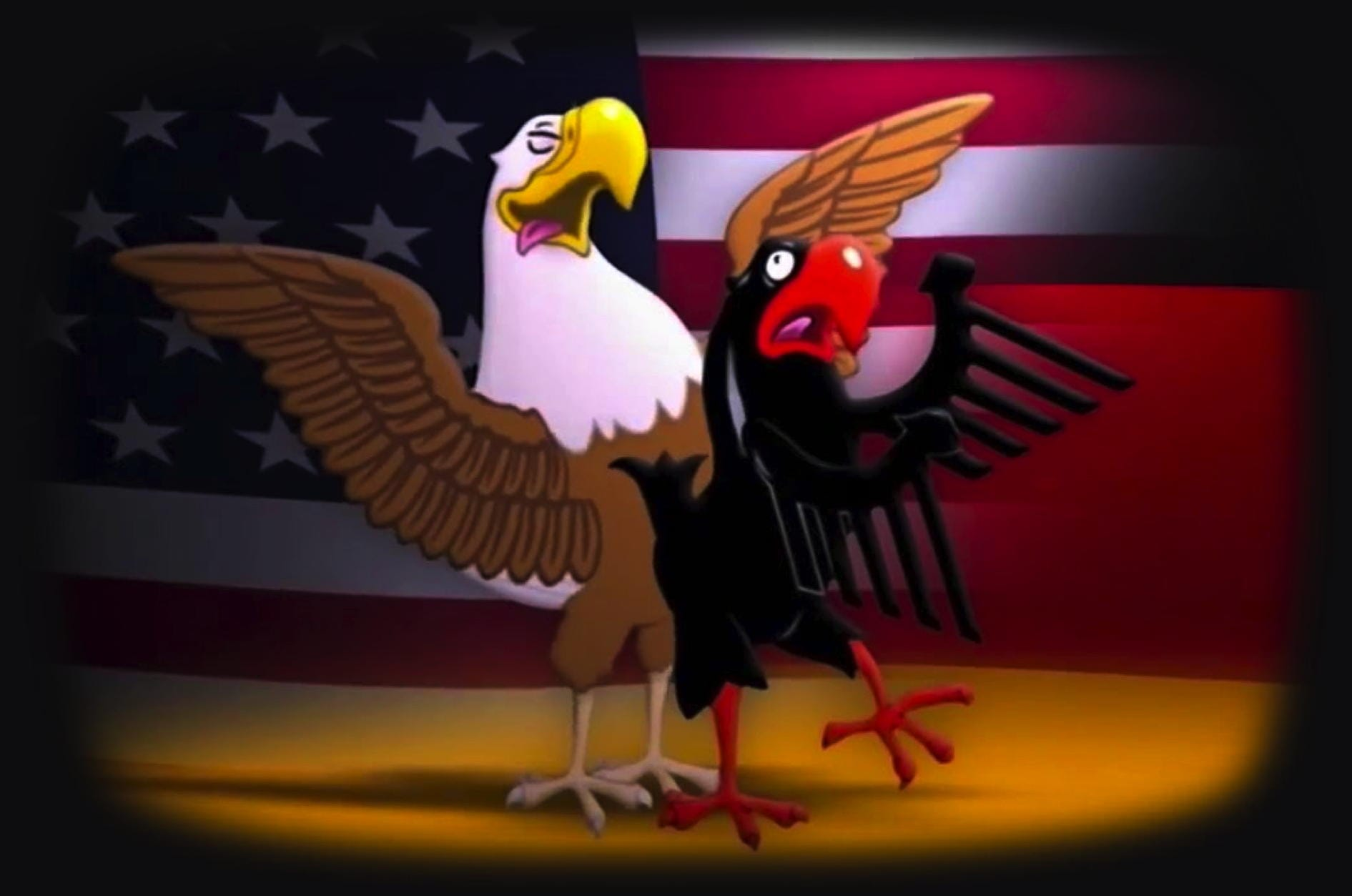 us_eagle_fucks_german_eagle_echte_freundschaft_deutschland_germany_usa_adler_anstalt