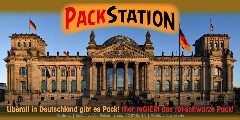 Bundestag wird geräumt, gut 8.000 Flüchtlinge bekommen Obdach Reichstagsgebäude (Berlin) kurz vor herbstlichem Sonnenuntergang
