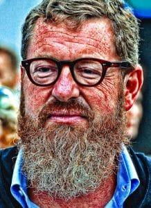 BILD am Ende, Millionen versemmelt, Kai Diekmann auf der Flucht kai_diekmann_bild bloed refugee solidaritaets look penner