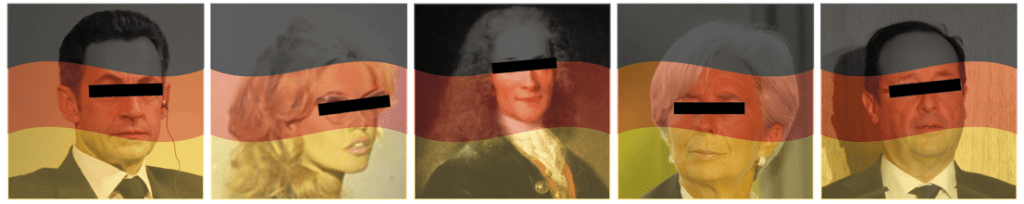 Frankreich flaggt um, große Solidaritäts-Aktion für Deutschland solidaritaet mit Deutschland Anteilnahme Profilbild Flagge Frankreich Elend Not Katastrophe Terror Angela Merkel qpress