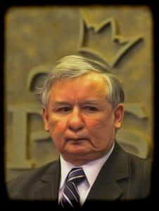 Koenig Jaroslaw Kaczynski Polen PIS Partei anti EU Machtkampf